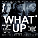 Boss Hogg Outlawz ft. Slim Thug, Dre Day, J-Dawg - What Up Artwork