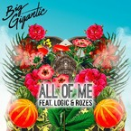 Big Gigantic - All Of Me ft. Logic & Rozes Artwork
