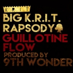 Big K.R.I.T. & Rapsody - Guillotine Flow Artwork