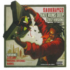 Saukrates - Hate Runs Deep ft. Choclair, Kardinal Offishall & Marvel Artwork