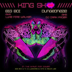 Big Boi ft. T.I., Ludacris & Kito & Reija Lee - King Sh!t Artwork