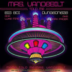 Big Boi ft. Wings & Kelly Rowland & Little Dragon - Mrs. Vandebilt Artwork