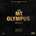 Big K.R.I.T. - MT. Olympus Artwork