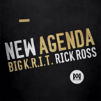 Big K.R.I.T. ft. Rick Ross - New Agenda Artwork