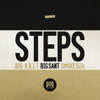 Big K.R.I.T. ft. Big SANT & Smoke DZA - Steps Artwork