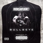 BIGREC ft. DJ Gee Supreme - Bullseye Artwork