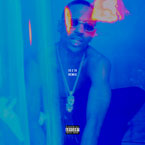 Big Sean ft. Rick Ross & Travi$ Scott - 10 2 10 (Remix) Artwork