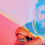 Big Sean ft. Miguel - Ashley Artwork