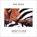 Big Sean ft. 2 Chainz - Keep It Gee Artwork