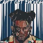 Billard - Can't Get Enough Artwork