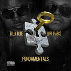 Billy Blue - FUNDAMENTALS ft. Lupe Fiasco Artwork