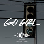 BJ The Chicago Kid ft. Kobe - Go Girl Artwork