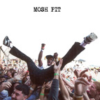 Black Dave - Mosh Pit Artwork