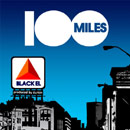 Black EL - 100 Miles Artwork