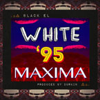 Black EL - White '95 Maxima Artwork
