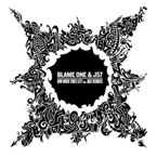 Blame One & J57 ft. Akie Bermiss - How Much Time's Left? Artwork