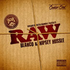Cookin' Soul ft. Nipsey Hussle & Blanco & Mistah F.A.B - AK 47 Artwork