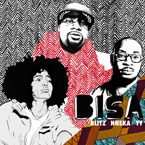 Blitz The Ambassador ft. Nneka & TY - BISA Artwork