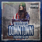 THEBLKHANDS ft. Skyzoo - Downtown Artwork