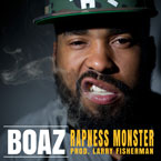 Boaz - Rapness Monster Artwork