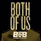 B.o.B ft. Taylor Swift - Both of Us Artwork