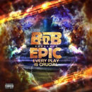 B.o.B ft. Big K.R.I.T. &amp; Bun B - 5 on The Kush Artwork