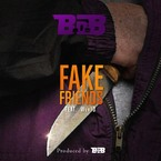 B.o.B - Fake Friends ft. WurID Artwork