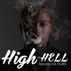 B.o.B ft. Wiz Khalifa - High as Hell Artwork
