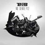 B.o.B ft. Victoria Monét - Lean on Me Artwork