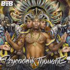 B.o.B - Back and Forth Artwork
