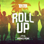 B.o.B - Roll Up ft. Marko Penn Artwork