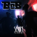 B.o.B - Scary ft. CyHi The Prynce Artwork