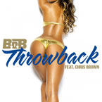 B.o.B ft. Chris Brown - Throwback Artwork