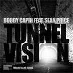 Bobby Capri ft. Sean Price - Tunnel Vision Artwork