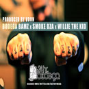 Bodega BAMZ ft. Smoke DZA &amp; Willie the Kid - 100 Keep It Artwork