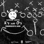 L.E.P. Bogus Boys - X&#8217;s &amp; O&#8217;s Artwork