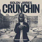 Boldy James - Crunchin Artwork