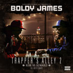 Boldy James - Toast to the Kings ft. Red Handed & Kevo Hendricks Artwork
