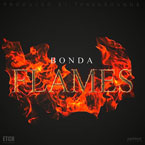 Bonda - Flames Artwork