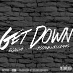 Bonda ft. Roosh Williams - Get Down Artwork