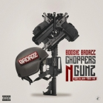 Boosie Badazz - Choppers N Gunz ft. Lil Durk & Young Thug Artwork