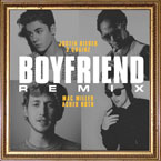 Justin Bieber ft. 2 Chainz, Mac Miller & Asher Roth - Boyfriend (Remix) Artwork
