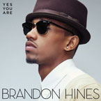 Brandon Hines - Yes You Are Artwork