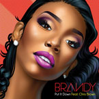 Brandy ft. Chris Brown - Put It Down Artwork
