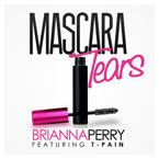 Brianna Perry ft. T-Pain - Mascara Tears Artwork