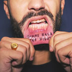 Brodinski ft. Theophilus London - Gimme Back the Night Artwork
