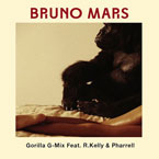 Bruno Mars ft. R. Kelly & Pharrell - Gorilla (G-Mix) Artwork