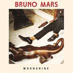 Bruno Mars - Moonshine Artwork