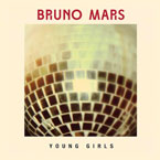 Bruno Mars - Young Girls Artwork