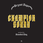 Bryant Dope - Champion Sound Artwork